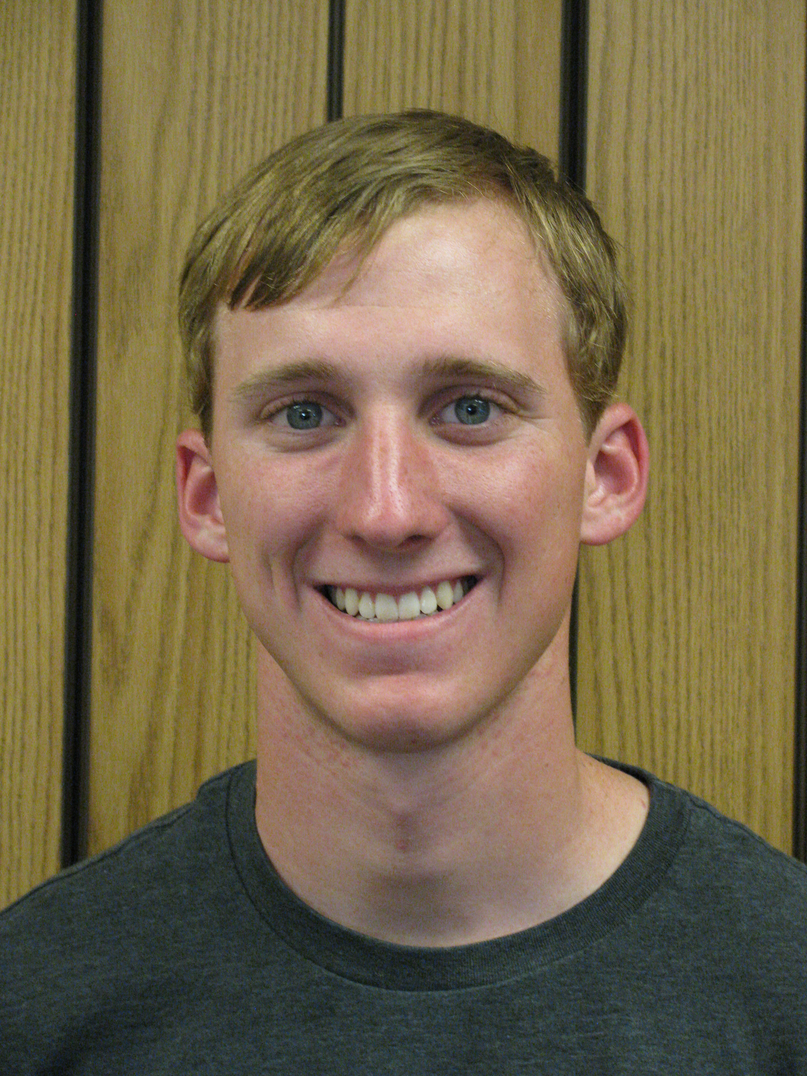 Tyler Lee, scholarship recipient